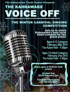 voice off