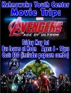 Avengers 2015