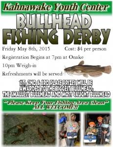 Bullhead fishing 2015