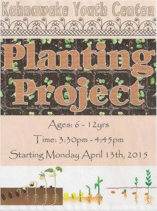 Planting Project